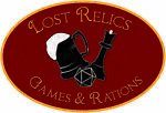 Lost Relics Games and Rations