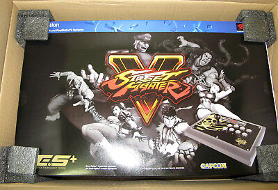 Usado, MadCatz TES+ Plus Tournament Edition Arcade Fightstick Mad Catz Street Fighter V comprar usado  Enviando para Brazil