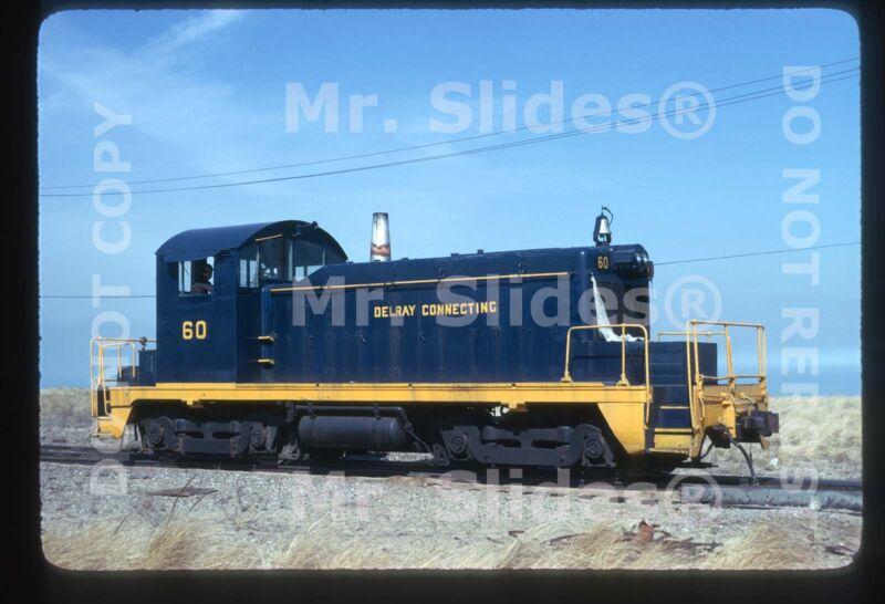 Original Slide Delray Connecting SW1 60 Portage IN 1976