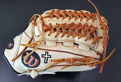 New Custom Wilson A2000 D33 11 75  Pitchers Infield Baseball Glove Wta20rb18d33