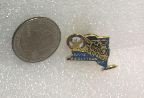 BPOE Elks #1097 Middletown New York Pin