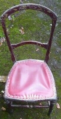 pretty  chair upcycling project