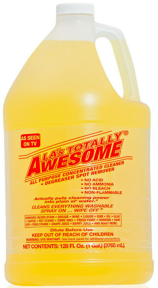La's Totally Awesome All Purpose Cleaner Degreaser 128oz. ~