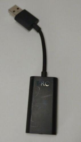 Original Portable HD Gaming USB DAC for Logitech G Pro X Gaming Headset with Blu