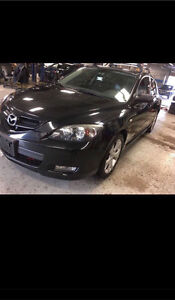 2007 mazda 3 hatchback for sale it come certified