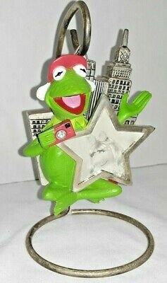 "Lenox Official Macy's Thanksgiving Day Parade Kermit the Frog 6"" Table Ornament"