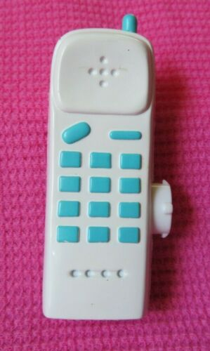 AMAZING ALLY DOLL  interactive CELLPHONE PHONE replacement RARE