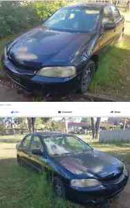 1997 FORD LASER, WRECKING OR SELL AS IS. UNREGISTERED, NO BATTERY Cessnock Cessnock Area Preview