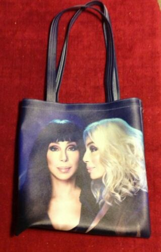 Cher Here We Go Again Music Concert Tour 2019 VIP Gift Graphic Bag Tote Purse