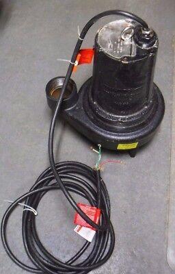 2 Hp 3 Manual Submersible Sewage Pump 240v 4le18mg