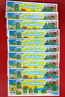 10  Bpz Tartalegres ( Teeny Tapsy Törtels ) 1996 Brasilien