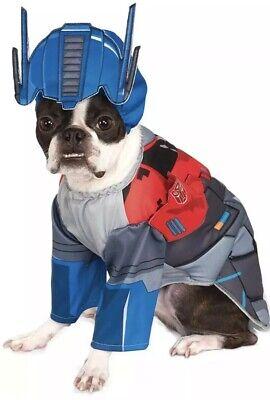 Rubies Transformers Optimus Prime Pet Costume XL - Optimus Prime Dog Costume