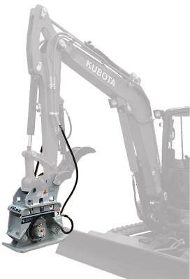 New Furukawa Rock Drill Usa Kent Frd Hp35 Hydraulic Compactor For Excavator