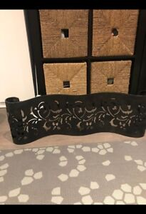 Metal wall art / Fire place cover