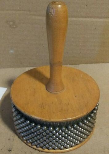 vintage M Cohen Cabasa Rhythm Shaker - Latin Percussion instrument