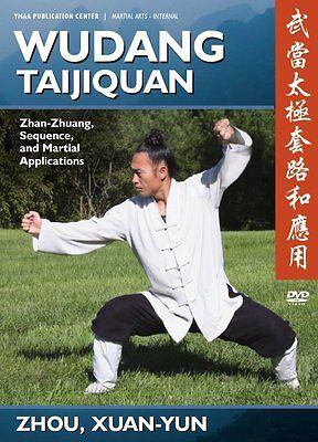 Wudang Taiji Quan DVD