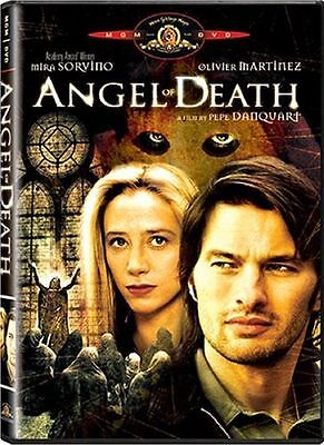 Angel Of Death  Dvd  2005  Mira Sorvino Worldwide Ship Avail