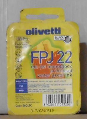 Olivetti FPJ 22 Tinte black JP 150WS 190 OFX 500 520 525 560 1000 1100 1200 2100