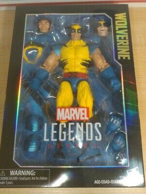 E0493 Marvel Legends Wolverine 12 Inch Action Figure Hasbro NEW