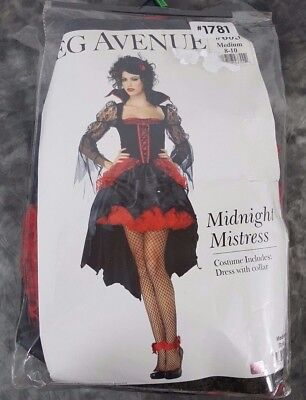 Leg Avenue Midnight Mistress Costume