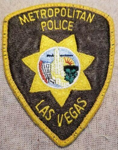 NV Las Vegas Nevada Metropolitan Police Patch