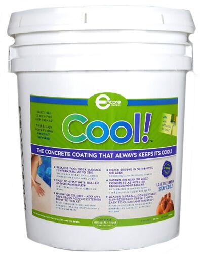Encore Cool Pool Deck Coating (5 Gallon) - BRAND NEW