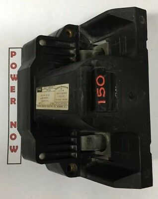 Federal Pacific Fpe Stab-lok 150 Amp Main Breaker - Ships Today Free Priority