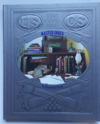 MASTER INDEX - Time Life - The Civil War American military history (Master-index)