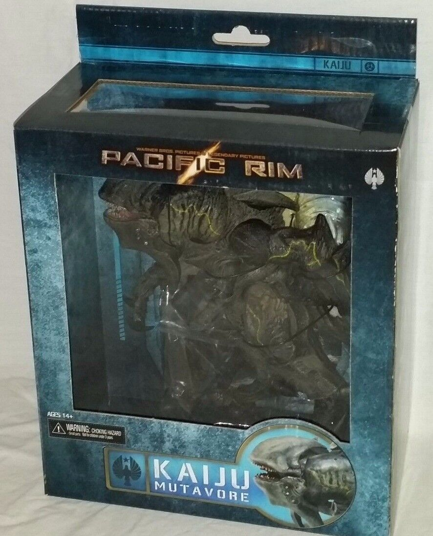 Action Figure - Pacific Rim - 7 Ultra Deluxe Kaiju Mutavore