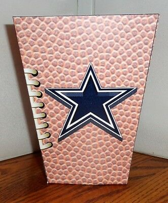 Dallas Cowboys Popcorn Box. Nfl Football.......free Shipping