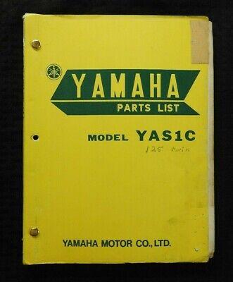 1968 1969 YAMAHA