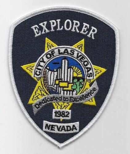 Las Vegas Police Explorer State Nevada NV