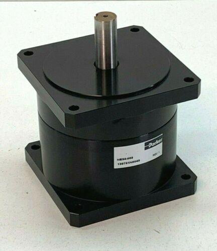 Parker NE34-005 NEMA Spur Gearhead Gear Head 5:1 - NEW Surplus