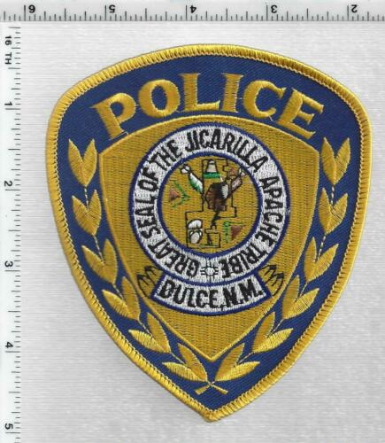 Jicarilla Apache Tribe Police (Dulce, New Mexico) 1st Issue Shoulder Patch