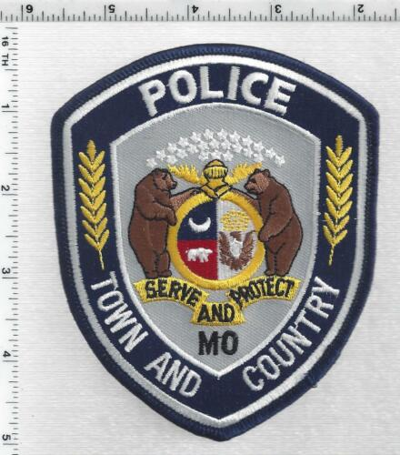 Town and Country Police (Missouri) 1st Issue Shoulder Patch