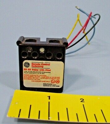 Oem Genuine Ge Rr8x Remote Control Switching Relay