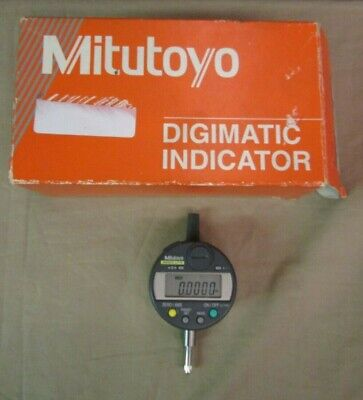 Mitutoyo 543-263b 0001 Digimatic Digital Indicator Absolute