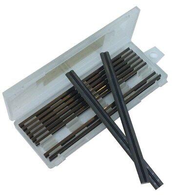 10 X 82mm 3 14 Inch Carbide Planer Blades Makita Dkp180 18v Cordless Lxt- Best