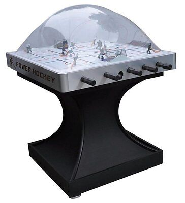 POWER PLAY DOME BUBBLE HOCKEY GAME TABLE by BERNER BILLIARDS ~ BRAND NEW