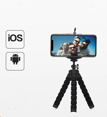 Octopus Mobile Phone Holder Tripod Stand Grip For iPhone Camera