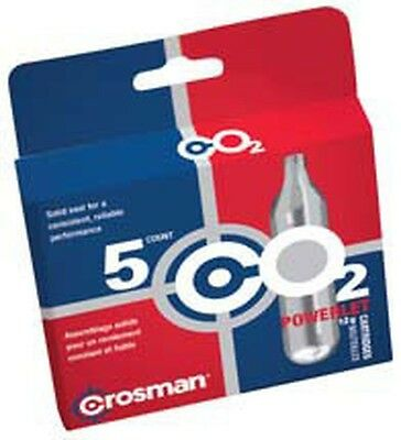 Crosman 231B CO2 Cartridges 5 Count