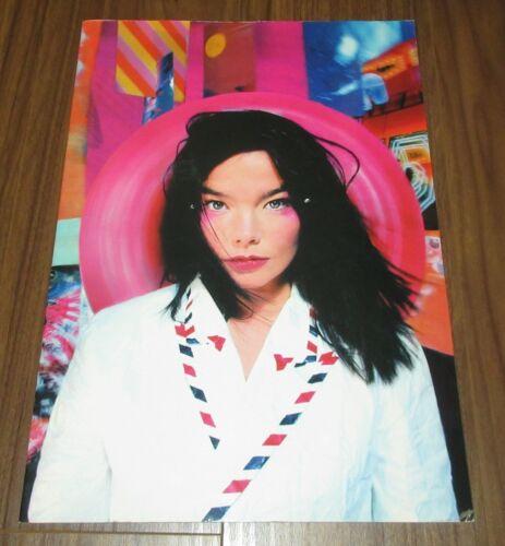 FREE SHIP! Bjork JAPAN 1996 tour book MORE BJORK & SUGARCUBES in stock