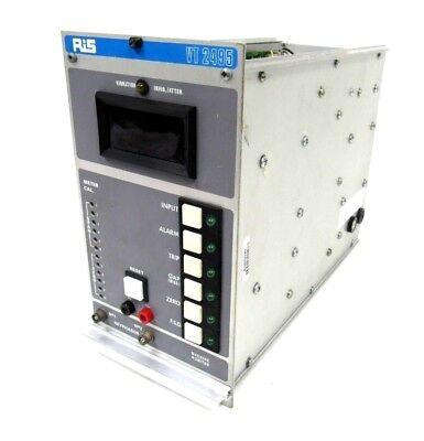 Refurbished Rochester Instrument Vt-2495 Vibration Monitor Vt2495