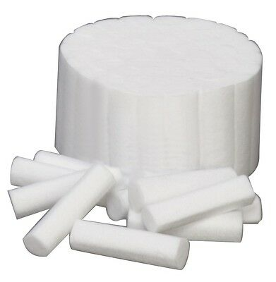 Dental Cotton Rolls 1-12 X 38 - 2000box Cotro