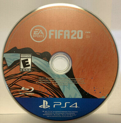 FIFA 20 (PlayStation 4 / PS4) - Pre Owned