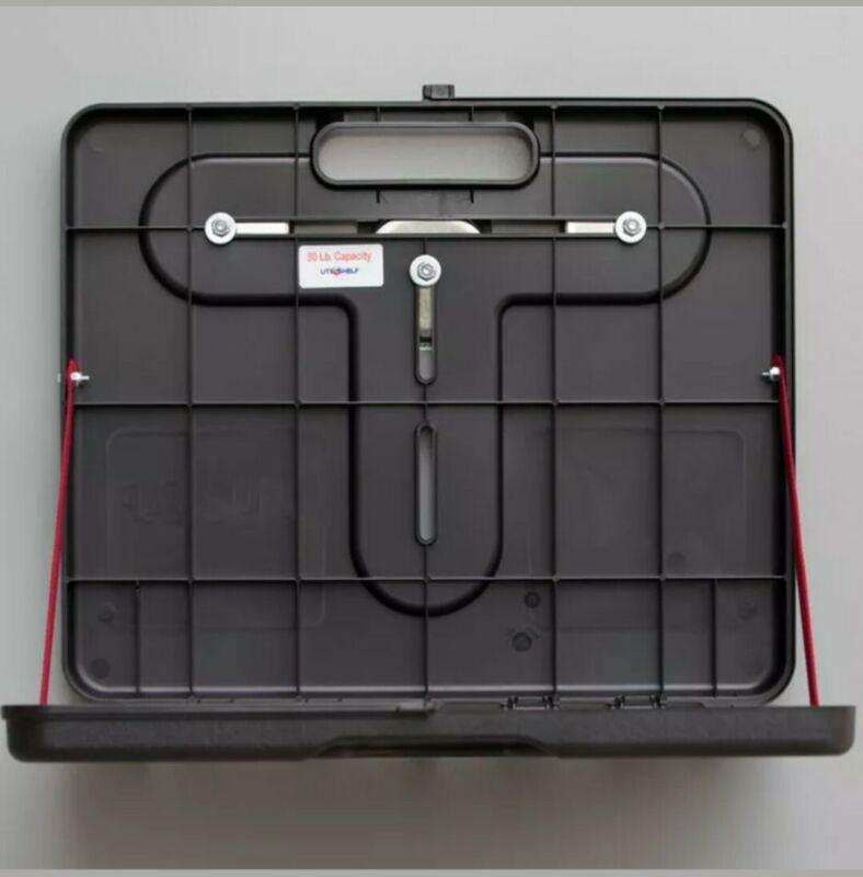 The UtiliShelf - Magnetic Portable Utility Shelf PLUS - 30lb Capacity