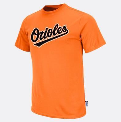 Baltimore Orioles Majestic Men's XXL Cool Base Crew Neck Replica Jersey Shirt