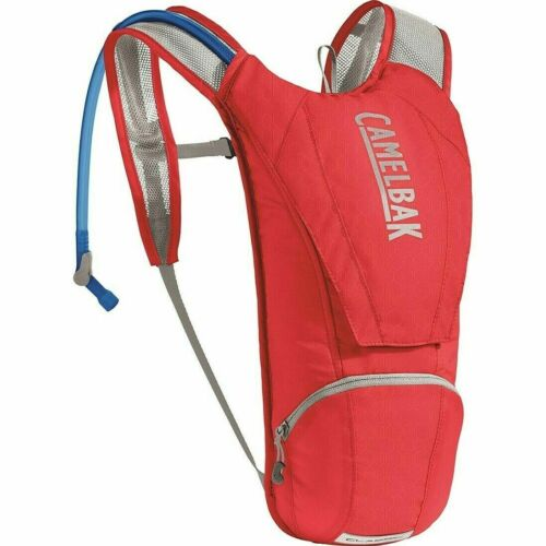 CamelBak Classic 85oz / 2.5L Hydration Backpack Racing Red *NEW* Cycling Hiking