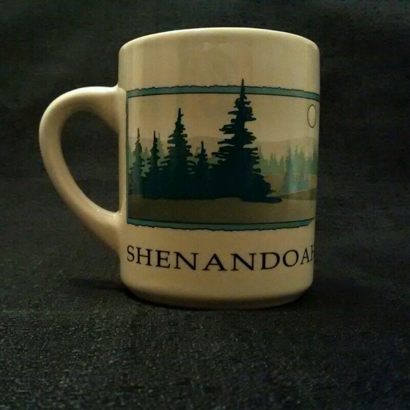 Shenandoah National Park Buck Deer Coffee Mug Tea Cup Virginia Blue Ridge