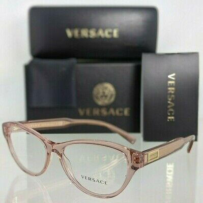 Brand New Authentic Versace Eyeglasses MOD. 3276 5322 54mm Frame VE3276 Frame